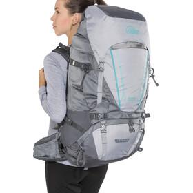 Lowe Alpine Diran ND60:70 Mochila Mujer, greystone / iron grey
